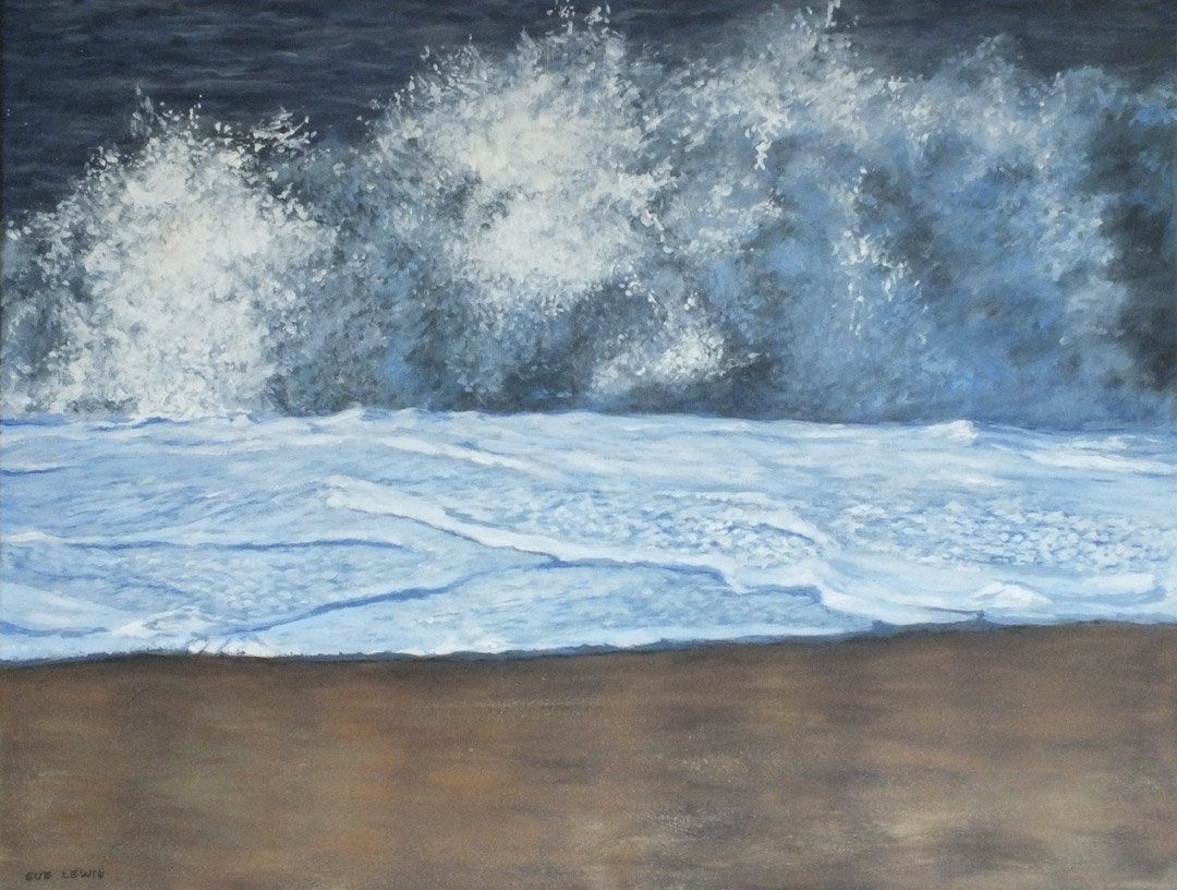Big Wave - Sue Lewin Artist
