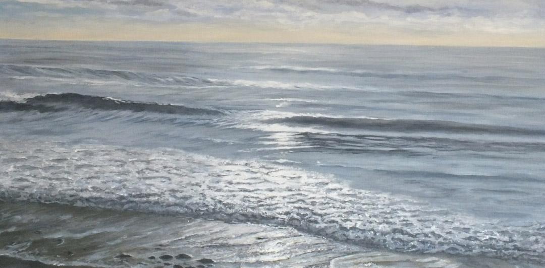 Calm Water - Sue Lewin Artist