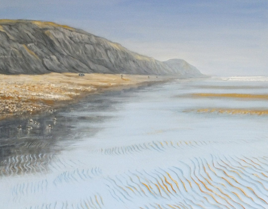 Rippled Sand - Sue Lewin Artist