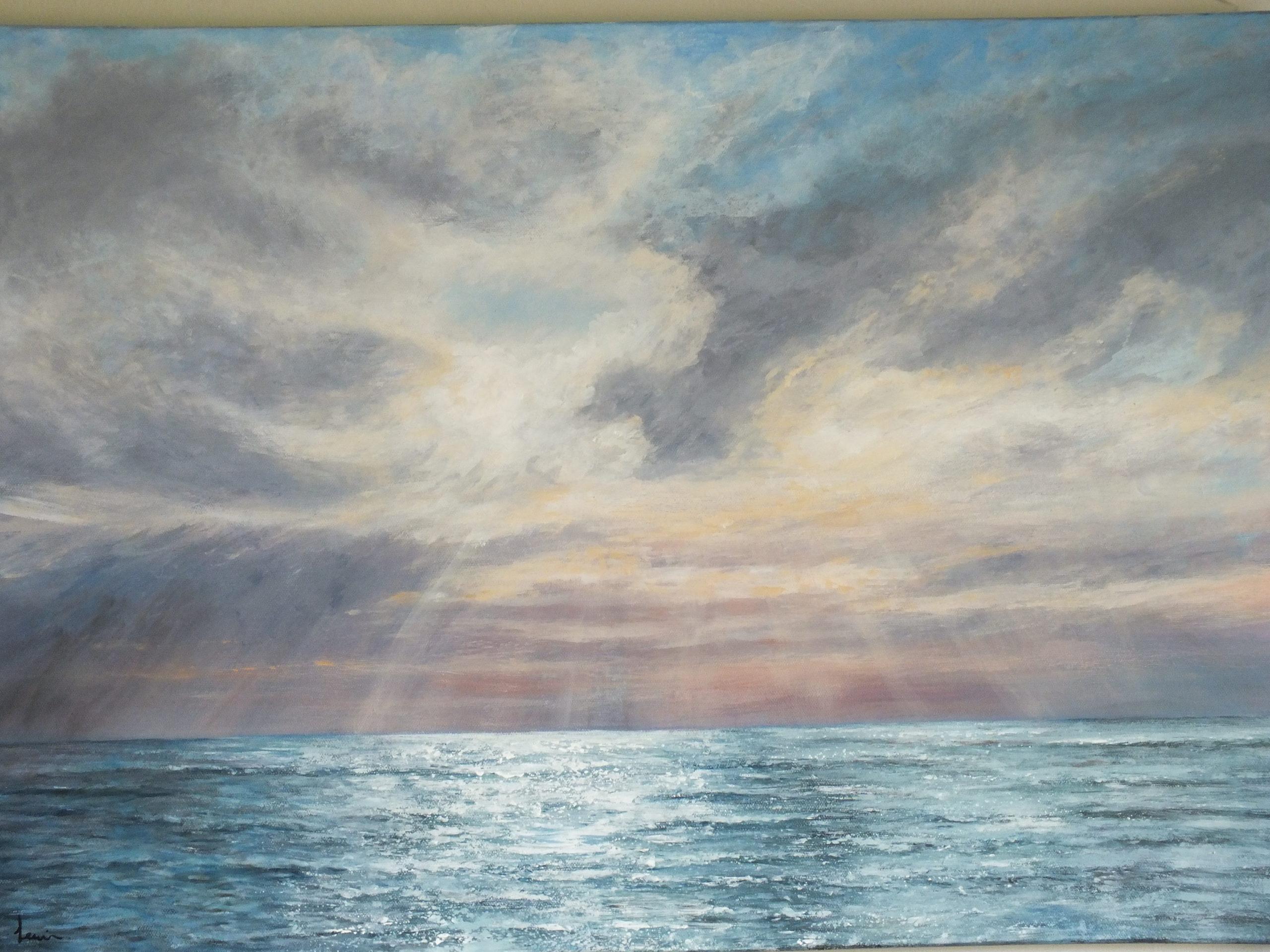 Burton Bradstock 2 - Sue Lewin Artist
